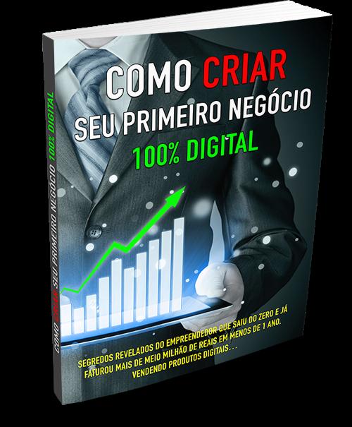 Capa E-book - seu primeiro negócio digital